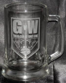 engraved trophy glass