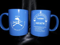 blue can coffee mug aaalogos