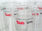 printed corporate glass